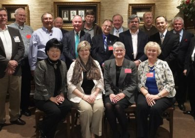 2016 Past Presidents Luncheon