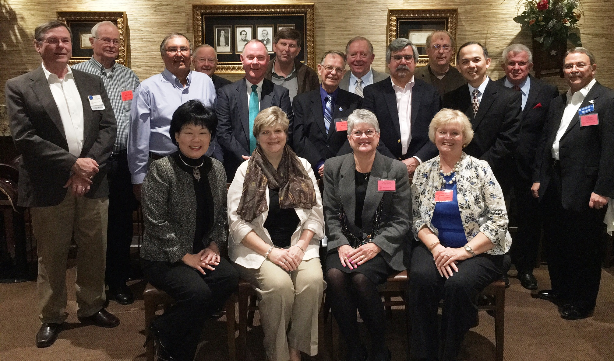 2016 Past Presidents' Luncheon