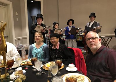 December 2018 Holiday Lunch