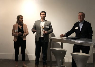 Presentation at the December 2018 New Professionals Event